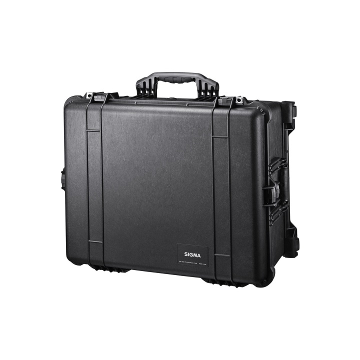 Sigma PMC-002 Hard Case for up to 5x FF Prime lenses - for 20/24/35/50/85mm Cine Lenses
