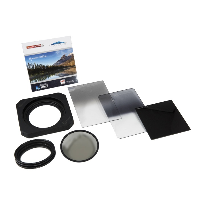 Formatt-Hitech Firecrest Colby Landscape Kit Signa Edition 100 mm Filters and Holder