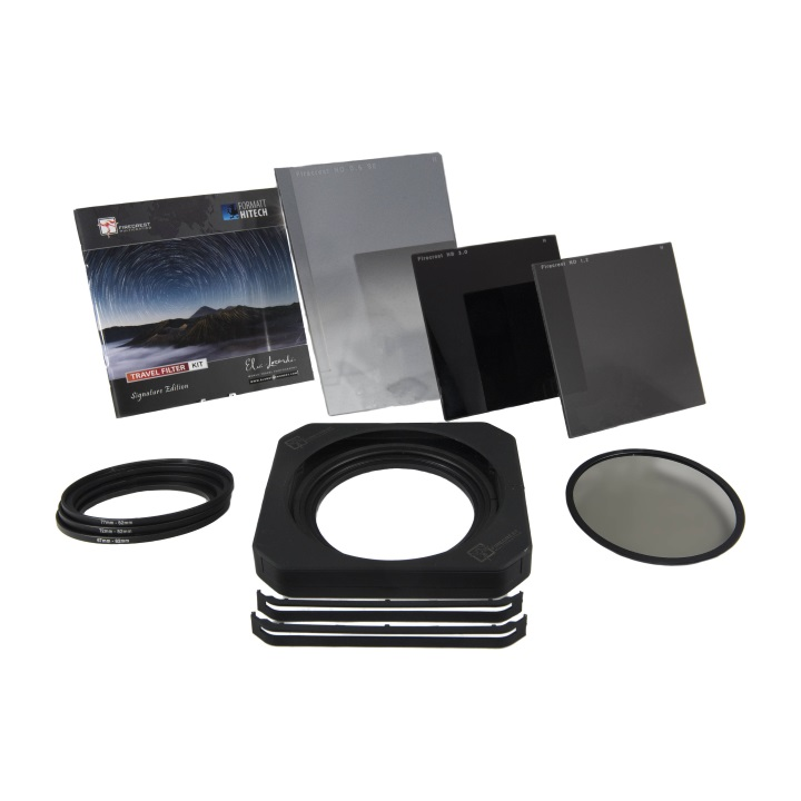 Formatt-Hitech Firecrest Elia Locardi Travel Filter Kit 100mm Signature Edition