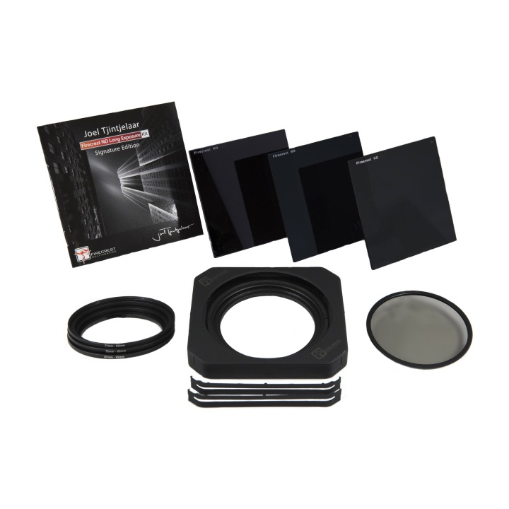 Formatt-Hitech Firecrest Joel Tjintjelaar #1 Filter Kit Signature Edition 100mm