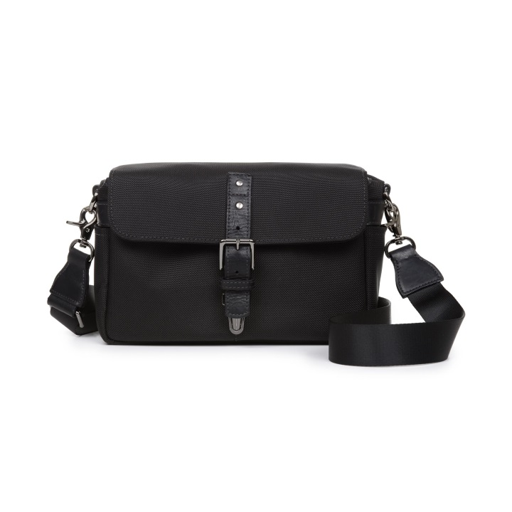 ONA Bowery Camera Bag - Black Nylon