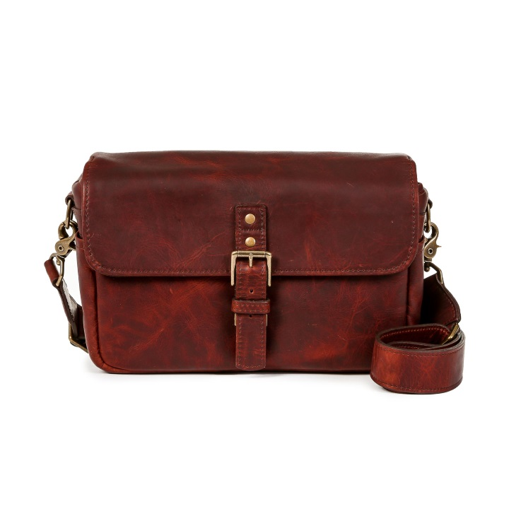 ONA Bowery Camera Bag - Bordeaux **