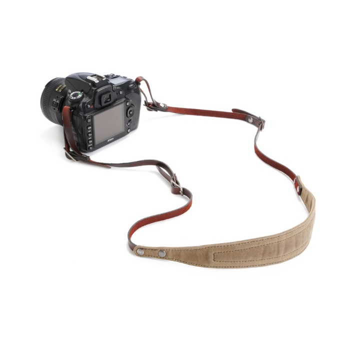 ONA Lima Camera Strap - Field Tan