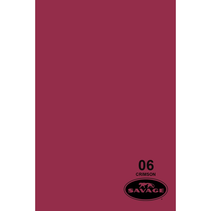 Savage Widetone CRIMSON Background Paper