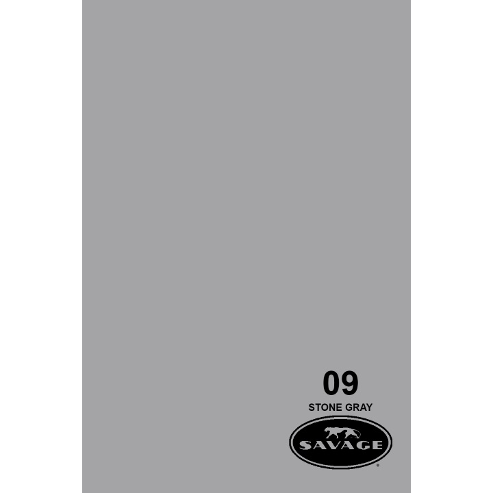 Savage Widetone STONE GRAY Background Paper