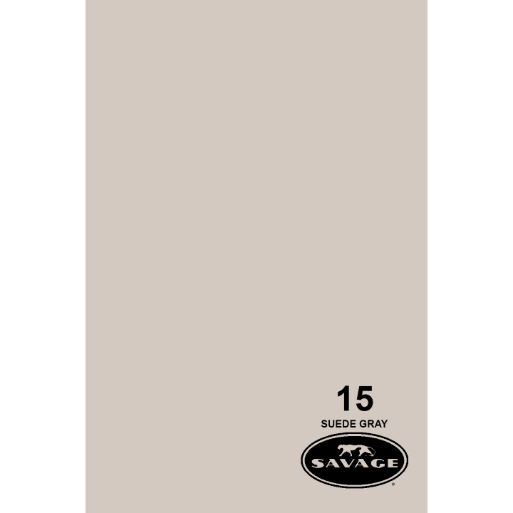 Savage Widetone SUEDE GRAY Background Paper