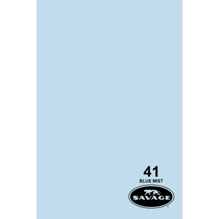 Savage Widetone BLUE MIST Background Paper