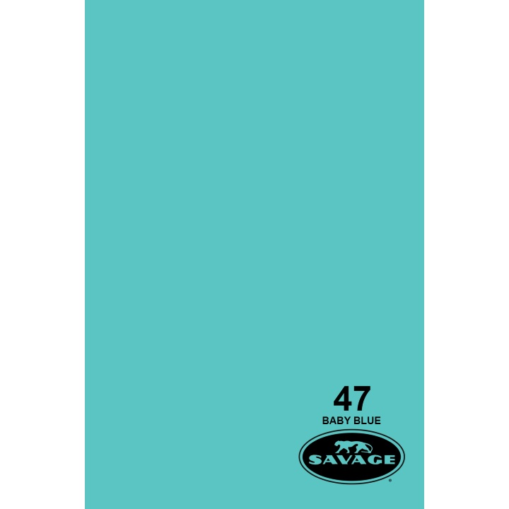 Savage Widetone BABY BLUE Background Paper