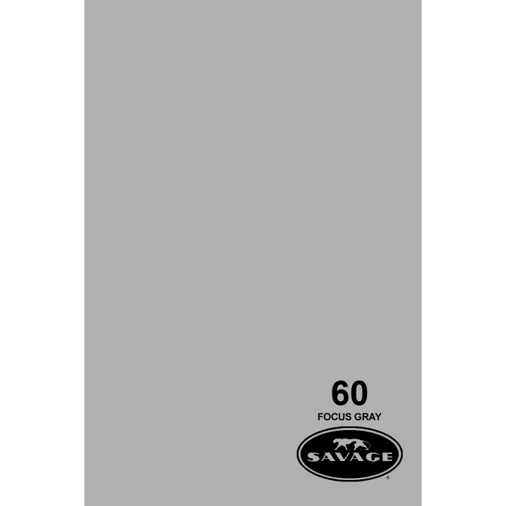 Savage Widetone FOCUS GRAY Background Paper