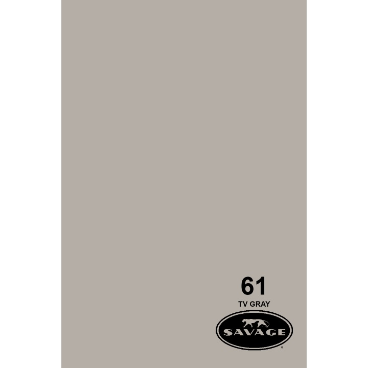 Savage Widetone TV GRAY Background Paper