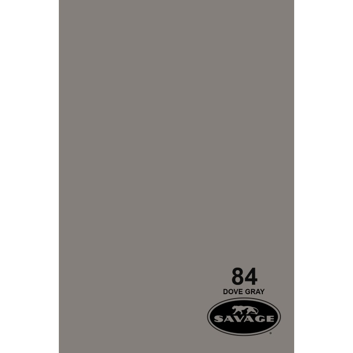 Savage Widetone DOVE GRAY Background Paper