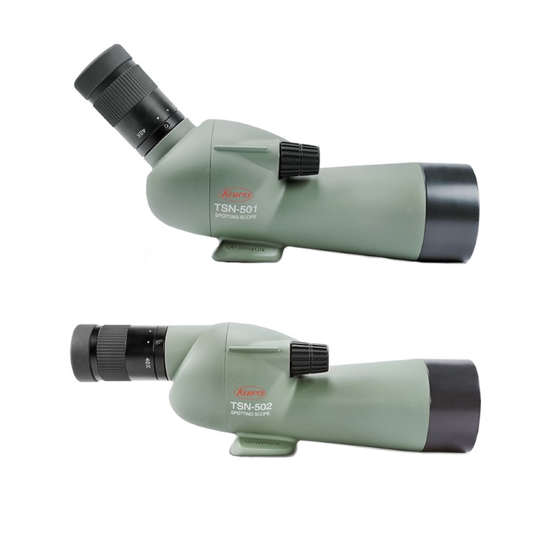 Kowa 50mm Spotting Scope With 20-40x Zoom Eyepiece