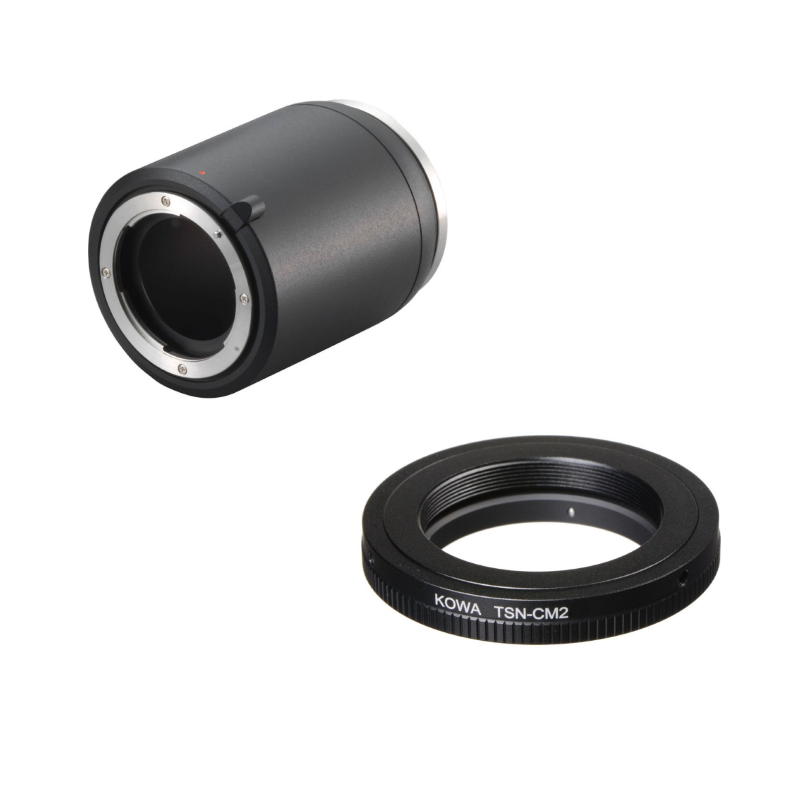 Kowa Mount Adaptor For 500mm Telephoto Lens