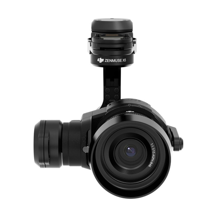 DJI Zenmuse X5 4K 16MP Camera, 15mm Lens & Gimbal