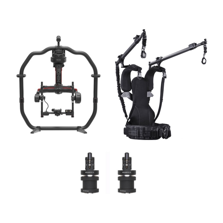 DJI Ronin 2 Professional Combo with Ready Rig and ProArm Kit