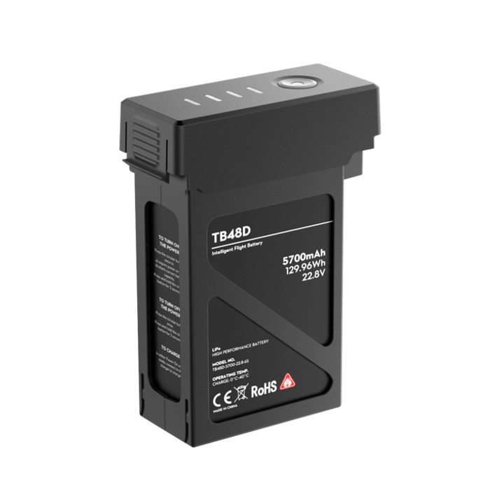 DJI Matrice 100 PT34 - TB48D Battery 5700mAh