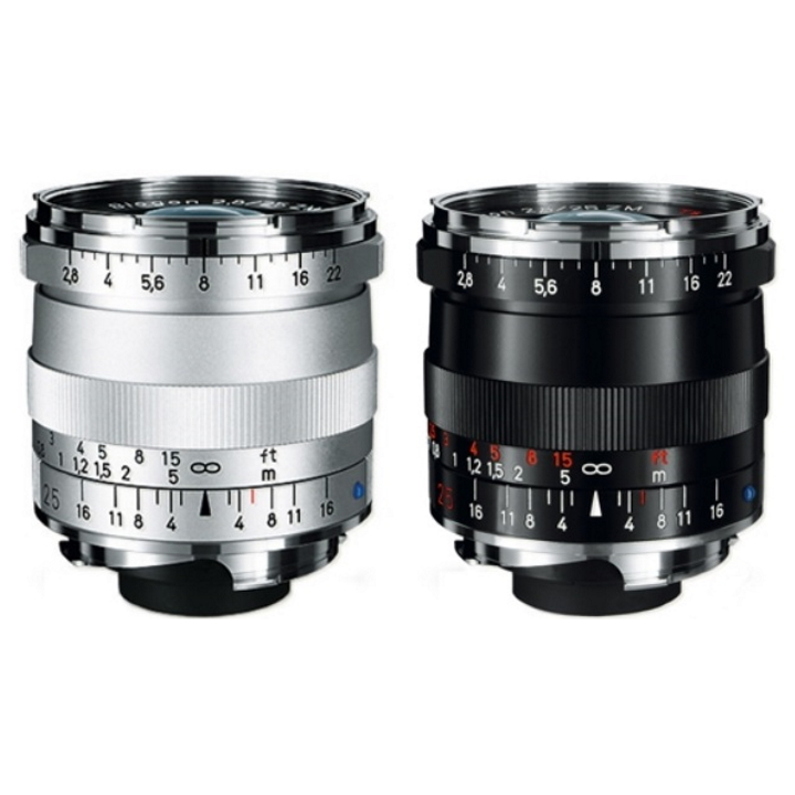 Zeiss Biogon 25mm f/2.8 ZM Lens for Leica M-Mount