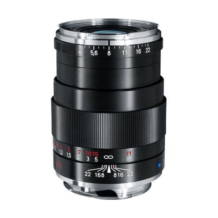 Zeiss Tele-Tessar 85mm f/4.0 ZM Black for Leica M-Mount