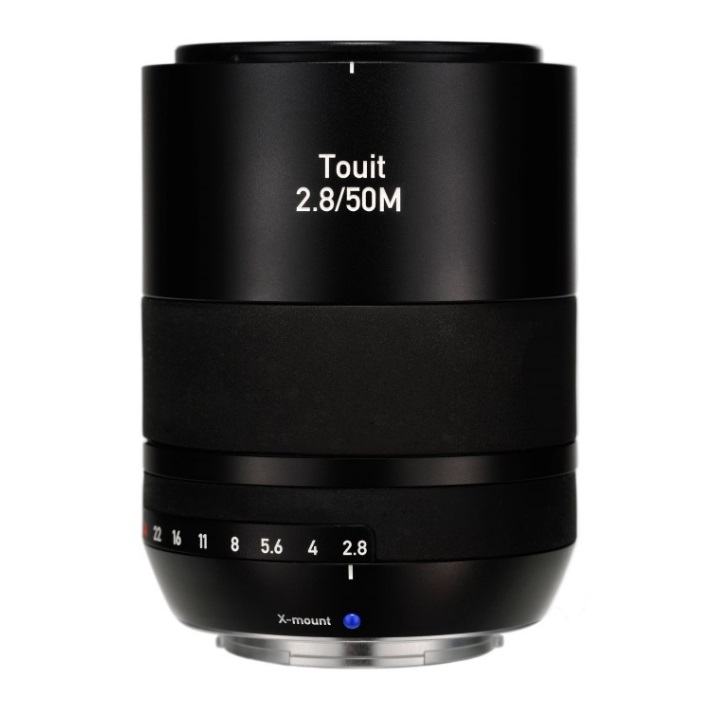Zeiss Touit 50mm f/2.8 Macro Lens for Fuji X-Mount