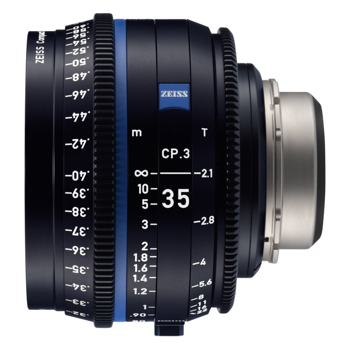 Zeiss CP.3 25mm/T2.1 Feet Compact Prime Cine Lens