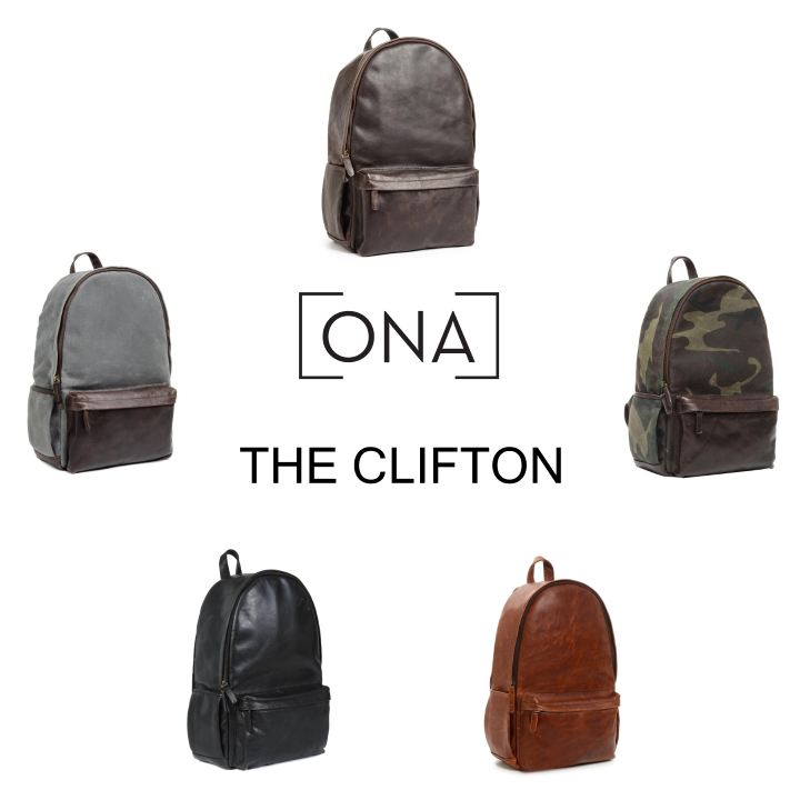 ONA Clifton Backpack