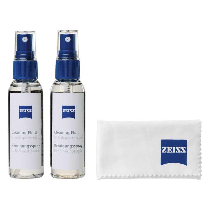 Zeiss Cleaning Fluid 2 x 60ml