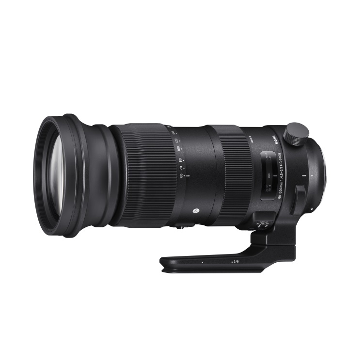 Sigma 60-600mm f/4.5-6.3 DG OS Sports Lens for Canon