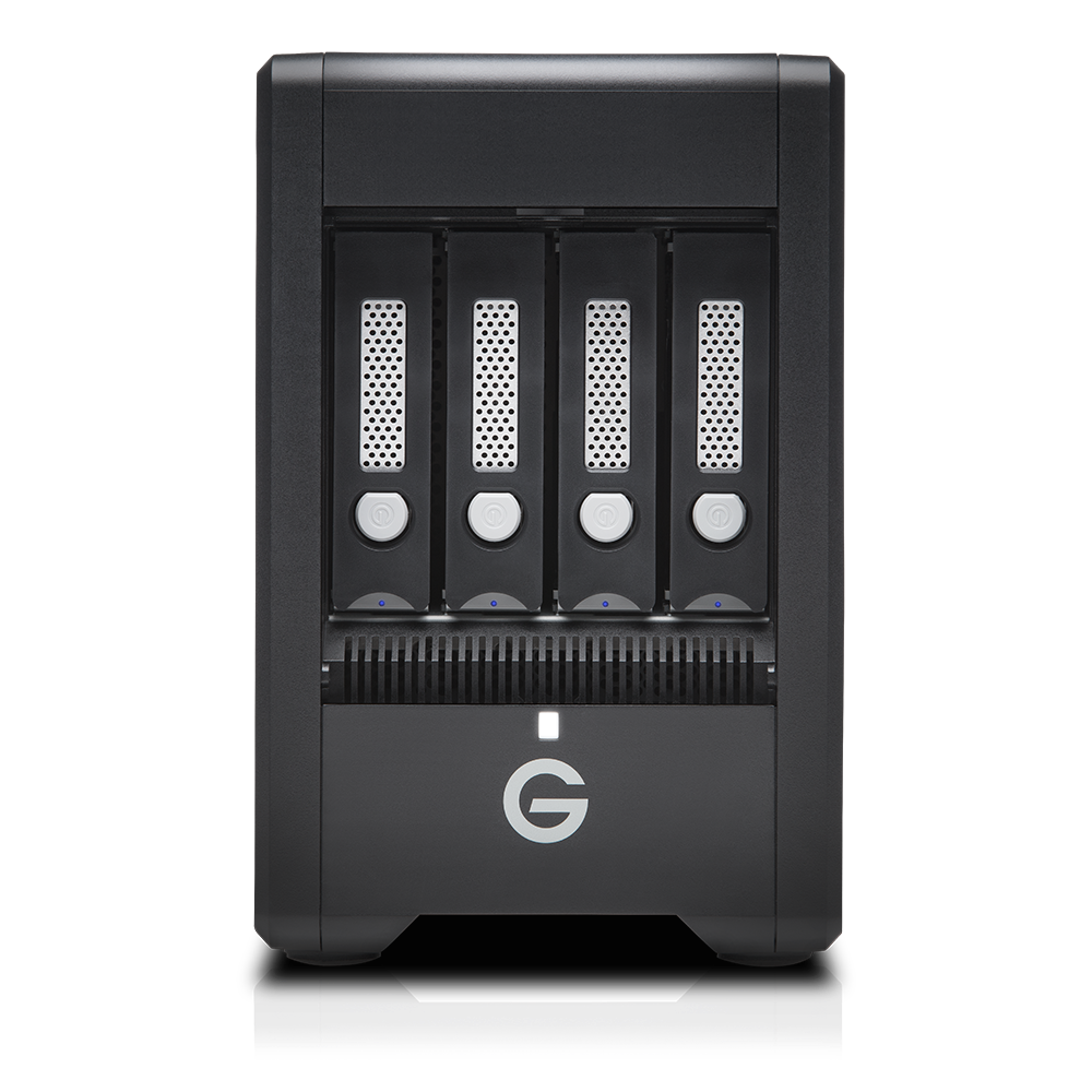 G-Technology G-SPEED Shuttle Thunderbolt 3 48TB