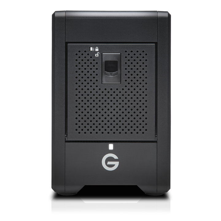 G-Technology G-SPEED Shuttle Thunderbolt 3 with ev Series Bay 20TB