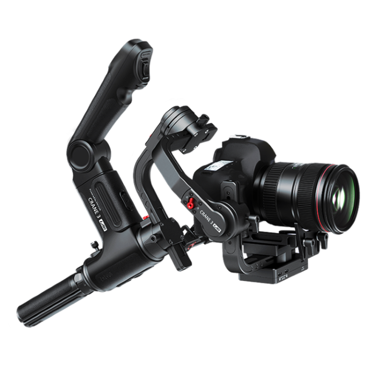 Zhiyun-Tech Crane 3 LAB Handheld Stabiliser for DSLR