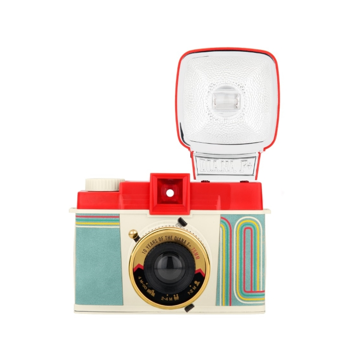 "Diana F+ & Flash ""10 Years of Diana"" Edition"