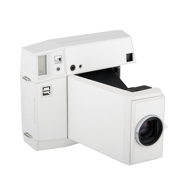 Lomo Instant Square single White