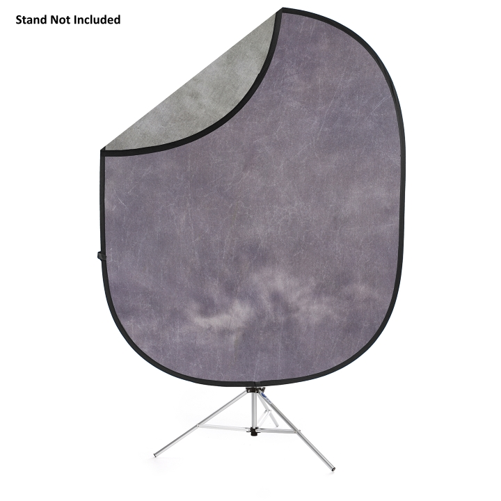 Savage Folding Monsoon Collapsible 1.52m x 1.83m Backdrop