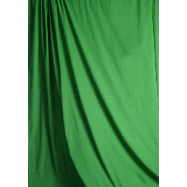 Savage Muslin Background Green Pro 3.04m x 3.04m Heavy Weight