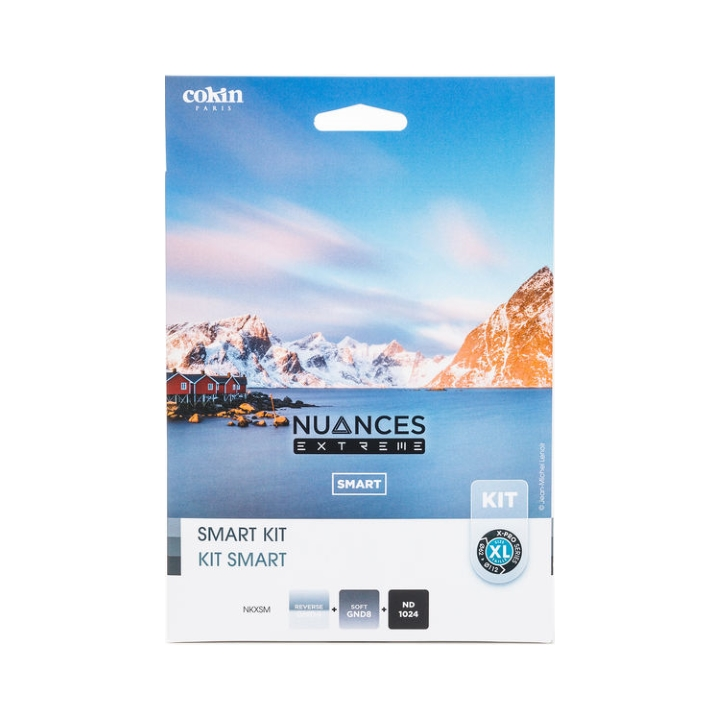 Cokin Nuances Ext Smart Kit XL (X) ND102, GND8 and R-GND4