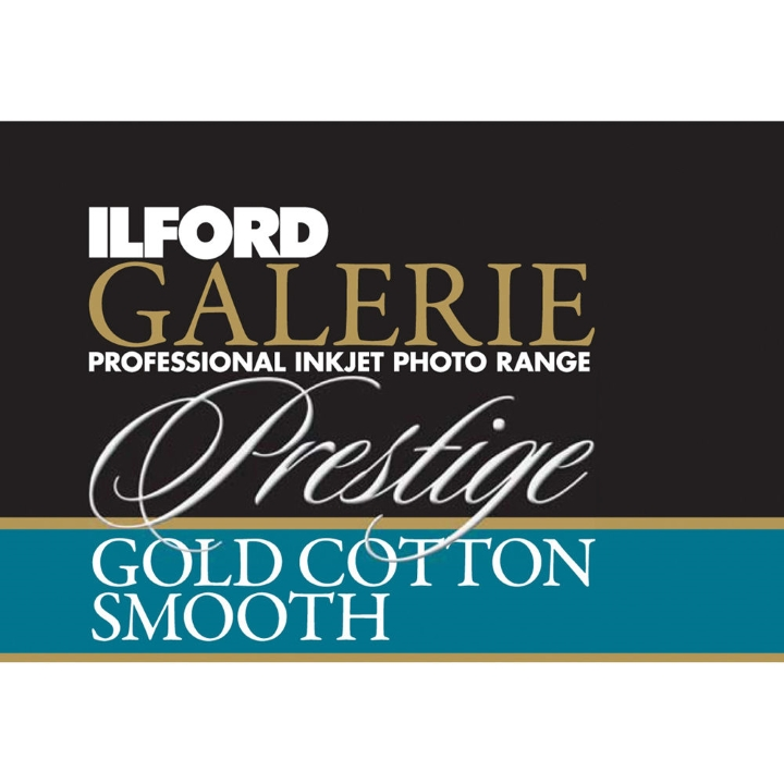 Ilford Galerie Gold Cotton Smooth (330gsm) 17