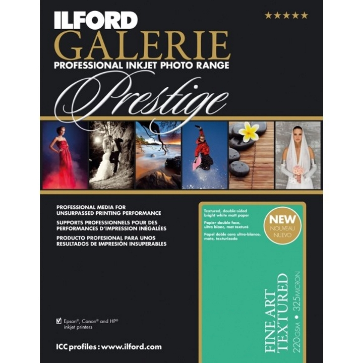 Ilford Galerie FineArt Textured Paper Rolls (220GSM)