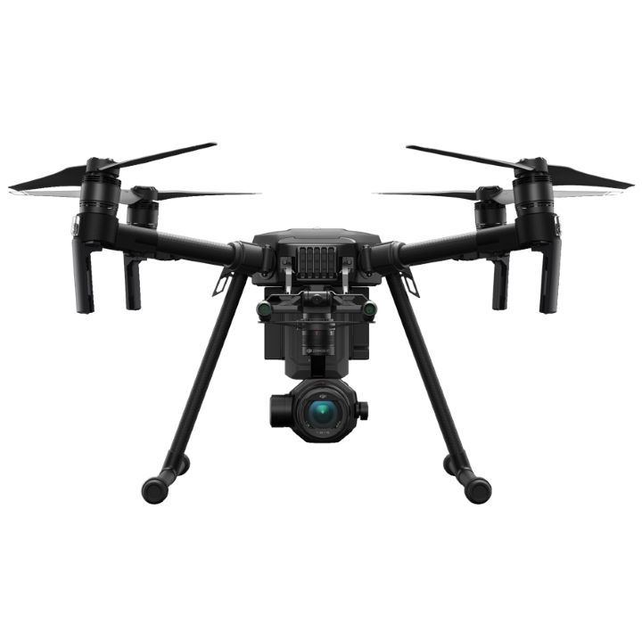 DJI Matrice 200 V2 (excludes camera + batteries)