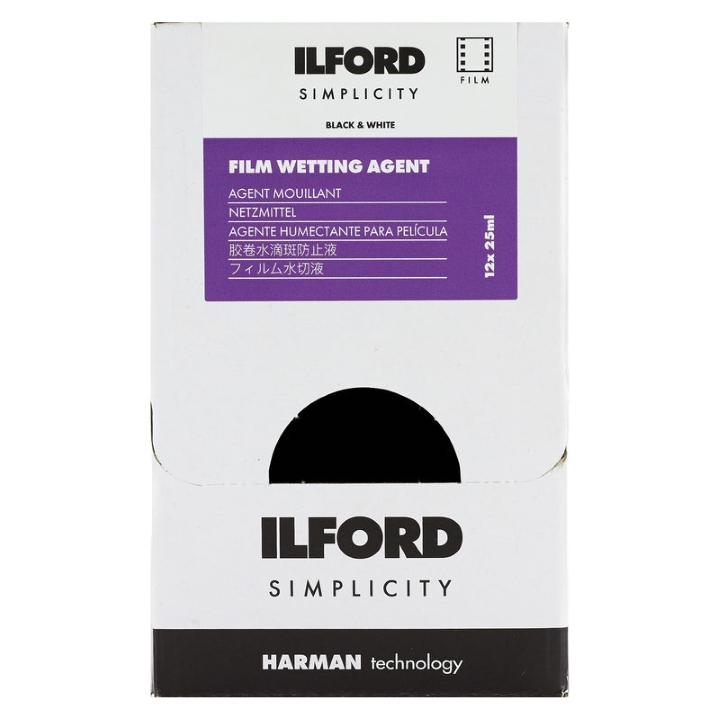 Ilford Simplicity Wetting Agent (12-Pack)