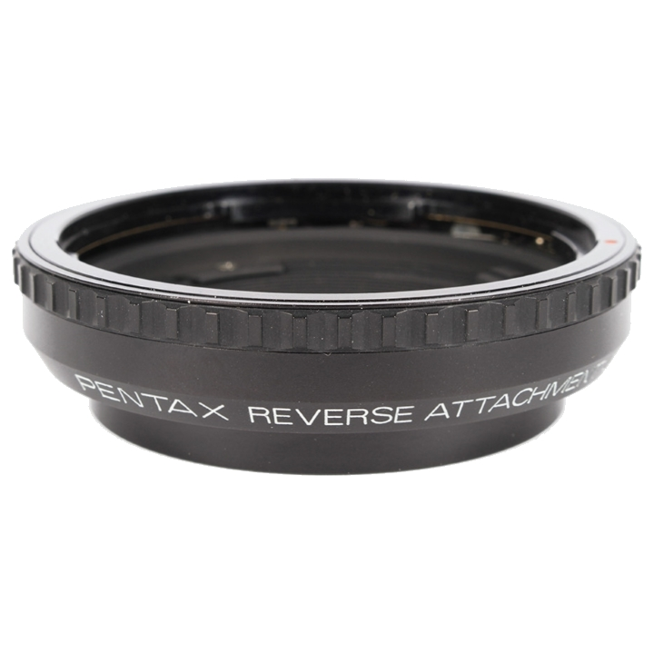 Pentax 645 Reverse Attachment