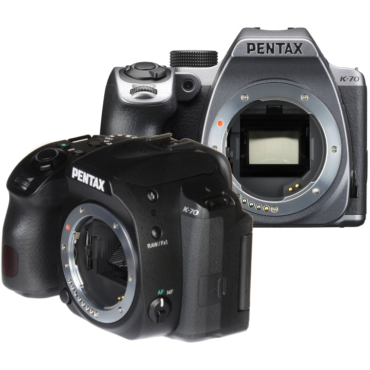 Pentax K-70 DSLR Camera (Body Only)