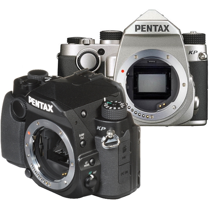 Pentax KP DSLR Camera (Body Only)