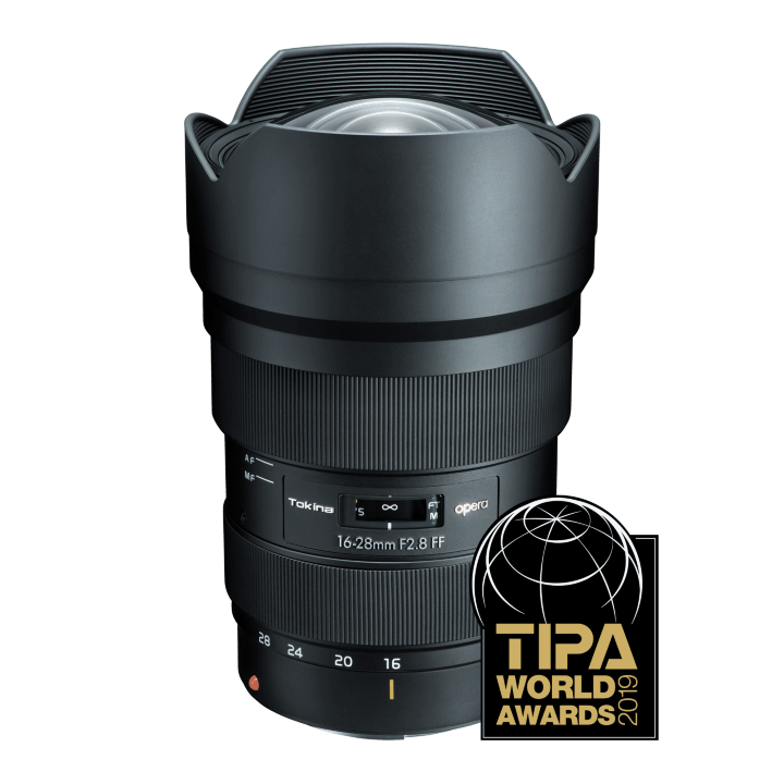 Tokina Opera 16-28mm F2.8 FF Lens for Canon