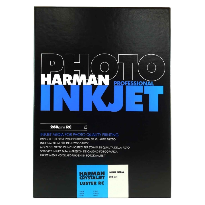 Harman Crystaljet Luster RC A3+ 25 Sheets