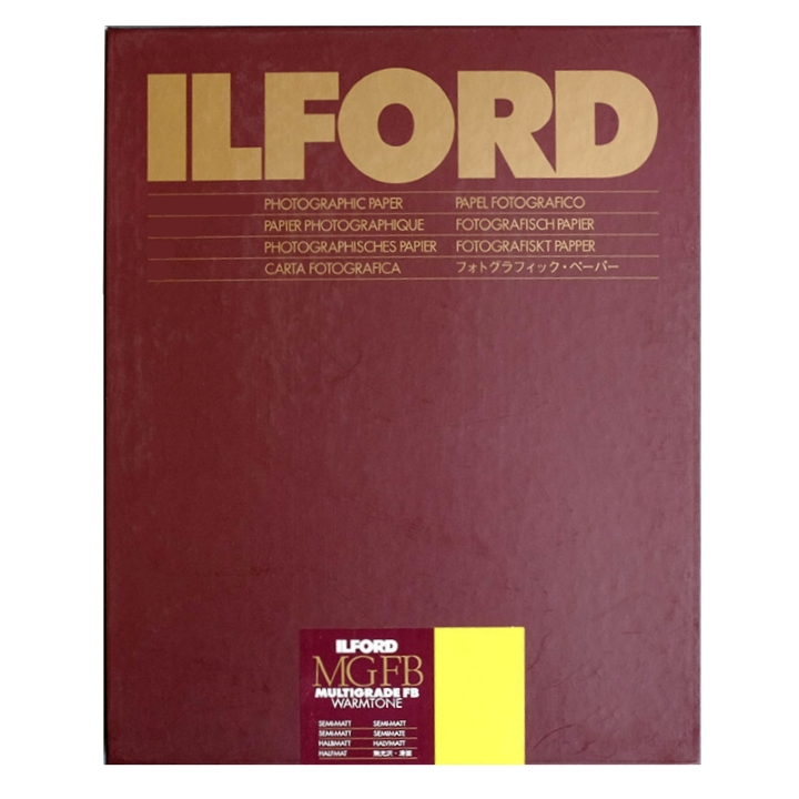 Ilford Multigrade FB Warmtone Matt 40.6x50.8cm 10 Sheets MGFBWT24K