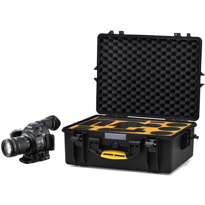 HPRC 2600 Case for Canon EOS C100 Camera - Black