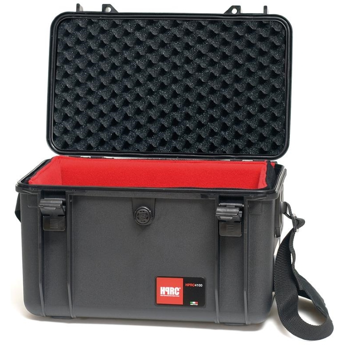 HPRC 4100 - Hard Case with Soft Deck (Black)