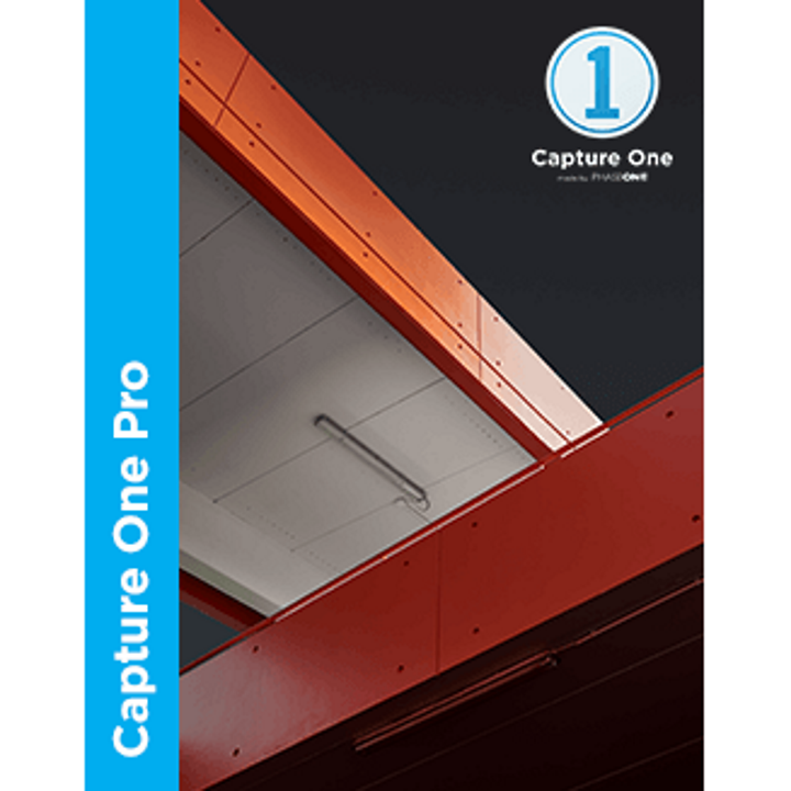 Capture One Pro 12 - Multi- User - 5 Users Licence Key