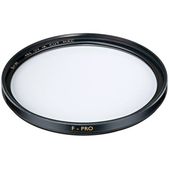 86mm B+W F-Pro 486 UV/IR Cut Filter MRC