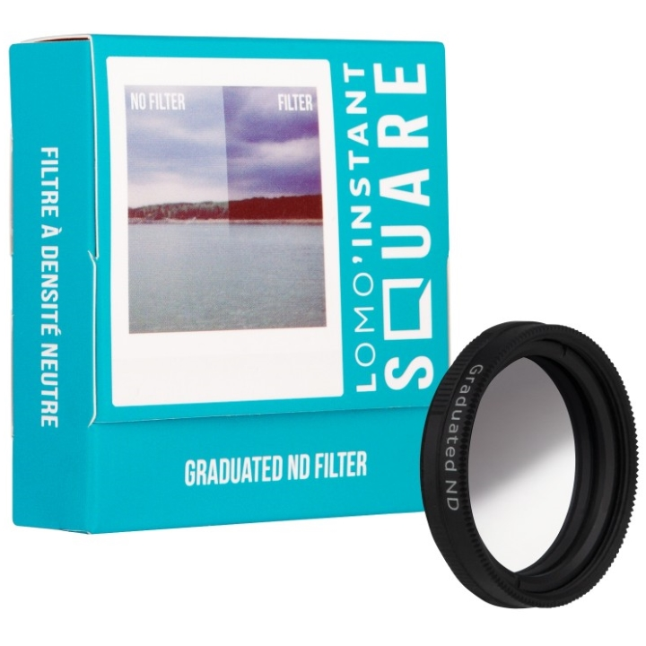 Lomo'Instant Square Neutral Density Graduated Filter